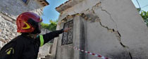 banner castelsantangelo sul nera terremoto